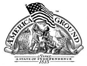 America Ground logo