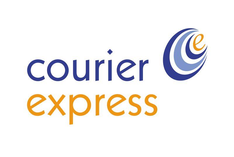 Courier express logo