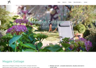 magpie cottage website