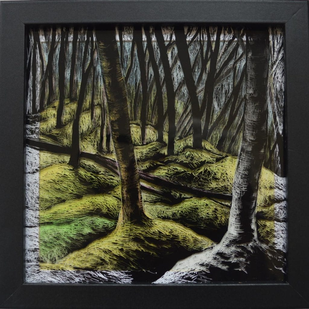 Moss by Josie Tipler