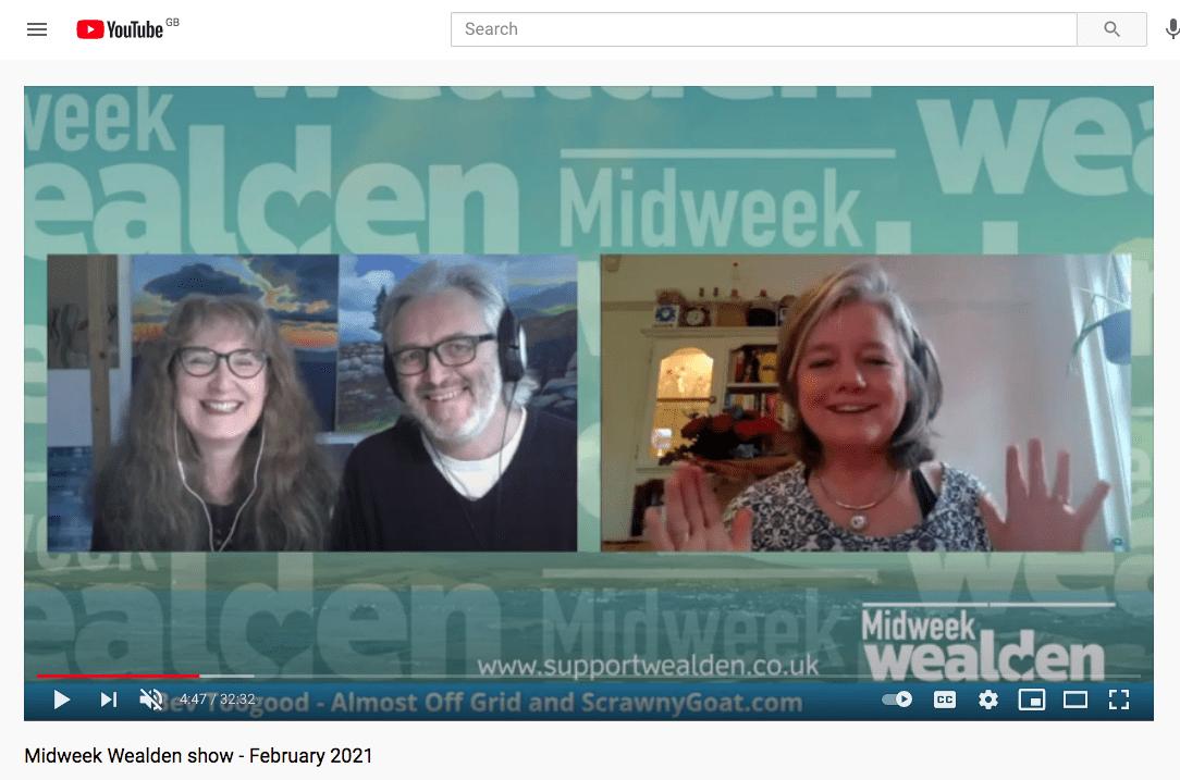 Midweek Wealden screen shot