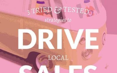 Drive local sales for your business