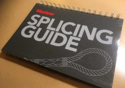 Marlow ropes splicing guide