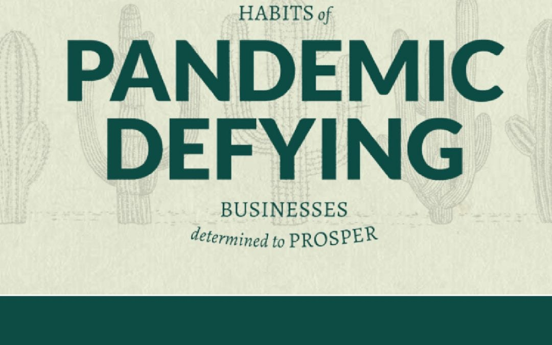 THE 3 HABITS OF PANDEMIC DEFYING BUSINESSES – #3