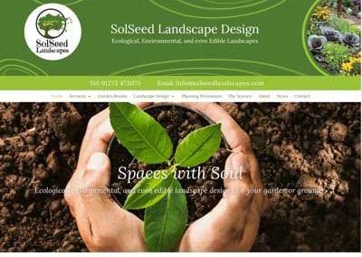Solseed website