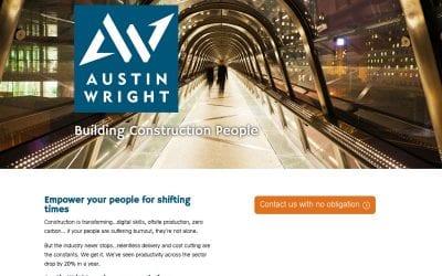 Austin Wright website