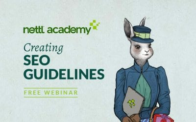 Creating SEO Guidelines
